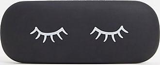 Sass & Belle Custodia per occhiali con motivo a occhi-Multicolore