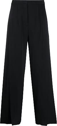 Kirin high waisted suiting split pants - Black