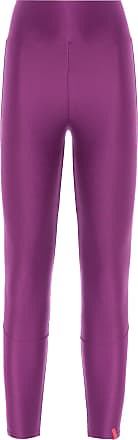 Body for Sure Calça Legging Bolso - Roxo