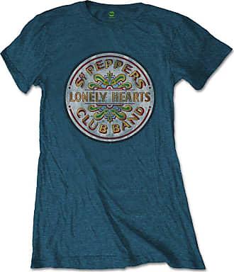 Ladies Grey Rockoff Trade The Beatles Women/'s Carnegie Hall Burnout T-shirt