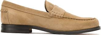 Tod's Loafer de camurça - Marrom