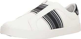 Dr. Scholls Womens Madi Band Sneaker, White, 8 M US