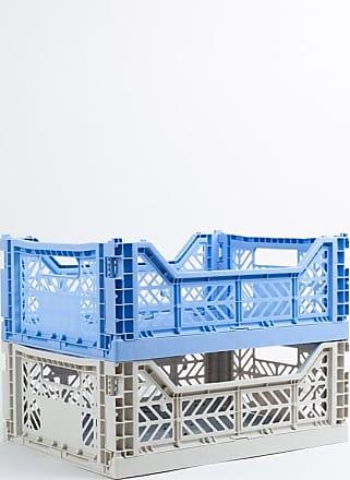 HAY Colour Crate/ M Korb light blue