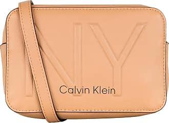 Calvin Klein Umhängetasche - NUDE