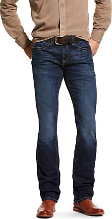 Ariat Mens M8 Modern TekStretch Flintridge Straight Jeans in Rome, Size 28 32, by Ariat