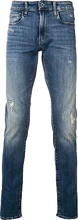 G-Star Raw Research Calça jeans slim - Azul