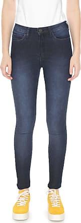 Calvin Klein Jeans Calça Jeans Calvin Klein Jeans Skinny Estonada Azul-Marinho