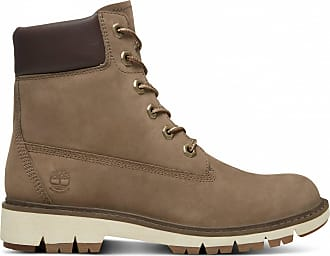 0c9f578037 Timberland Lucia Way 6 Waterproof Damen Mountain Lifestyle Schuh (hellbraun/ dunkelbraun)
