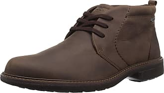 Ecco Mens Turn Classic Boots, Brown (Cocoa Brown 2482), 12/12.5 UK