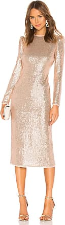 Rachel Zoe Jeane Dress in Metallic Gold