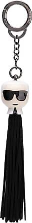 Karl Lagerfeld Chaveiro Karl com tassel - Preto