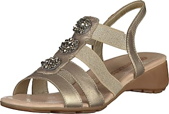 Remonte Avara Womens Casual Sandals 7/40 Pewter