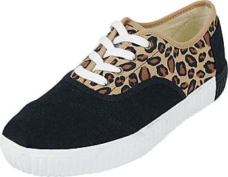 Toms Leopard Cordones Indio Casual Lace-Up - Sneaker - schwarz