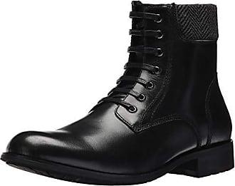 Zanzara Mens SAAR Motorcycle Boot, Black, 13 M US