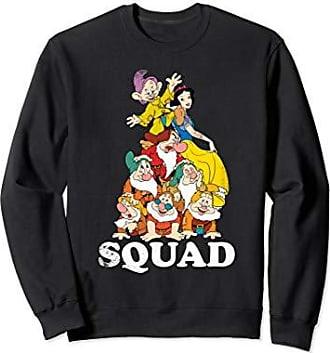 Disney Snow White Seven Dwarves Squad Pile Sweatshirt