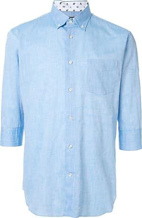 Loveless Camisa mangas 3/4 - Azul