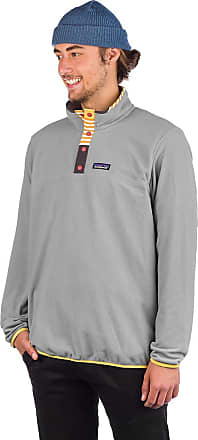Patagonia Micro D Snap-T Sweater feather grey