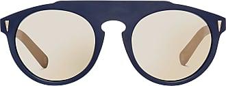 Vilebrequin Accessories - Gold Mirror Sunglasses - SUNGLASSES - RALLY - Blue - OSFA - Vilebrequin