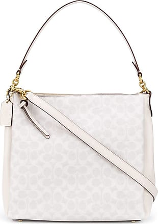 Coach Shay monogram-print tote bag - Neutro