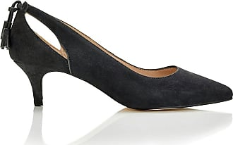 Madeleine Veloursleder Pumps in grau MADELEINE Gr 36, anthrazit für Damen. Synthetik