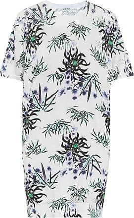 Kenzo Floral cotton-blend dress