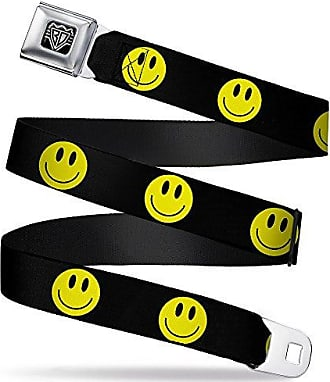 Buckle-Down Seatbelt Belt 24-38 Inches in Length Hobbit YOU SHALL NOT PASS Black//White 1.5 Wide