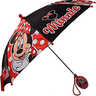 Disney Little Girls Assorted Characters Rainwear Umbrella, Ages 3-7
