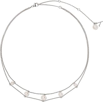 Yoko London 18kt Trend Goldhalskette mit Diamanten - 7