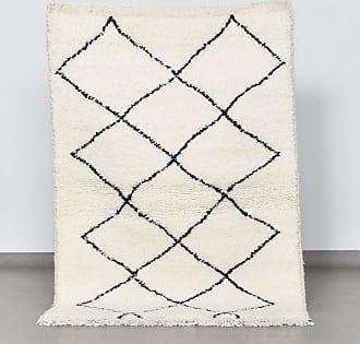 Benisouk Beni Ourain rug 3.2 x 4.5 ft