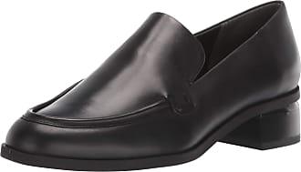 Franco Sarto Womens NEWBOCCA Loafer, Black, 4 UK
