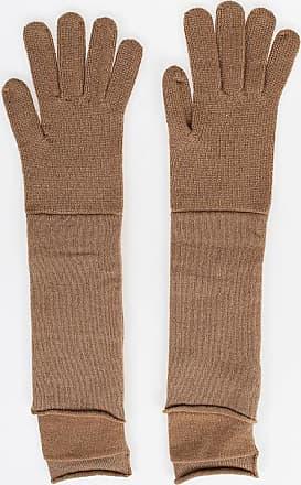 Gentryportofino Cashmere Knit Gloves size M