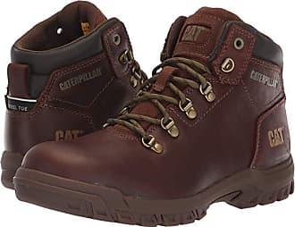 CAT Mae Steel Toe WP (Cocoa) Womens Work Boots