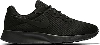 Nike Tanjun Sneaker Herren in black-black-anthracite, Größe 42 1/2