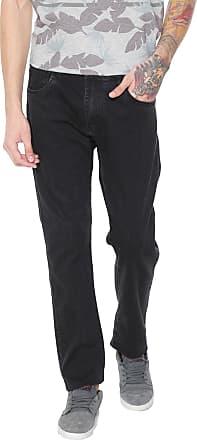 Hurley Calça Jeans Hurley Slim Strong Preta