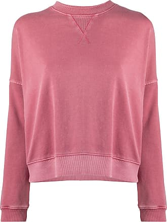 Ymc You Must Create relaxed-fit cotton sweatshirt - PINK