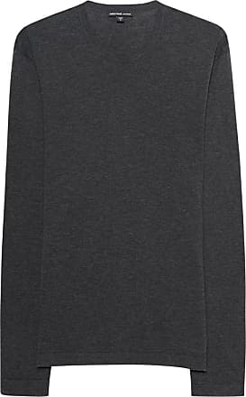 James Perse Fine Gauge Cotton Anthracite
