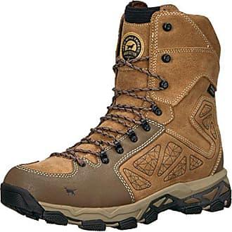 Irish Setter Mens Ravine-2888 Hunting Shoes, Tan, 10 2E US