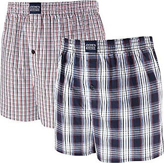 Jockey Modern Collection Webboxer 4300 - Pack of 4 - Stonewash 6XL