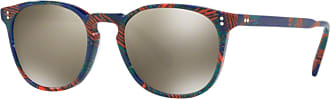 Oliver Peoples New Oliver Peoples OV 5298 SU Finley ESQ 162139 PALMIER TROPICAL Sunglasses