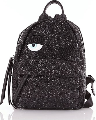 Chiara Ferragni Backpacks Black
