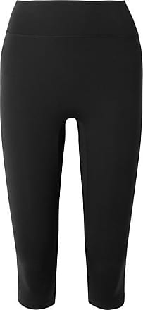 a317af726d6f7 All Access Center Stage Cropped Stretch Leggings - Black