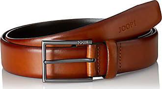 f7a96d690002 Joop 7148 JOOPCOLL. Belt 3,5 CM, Ceinture Homme, Marron (Cognac