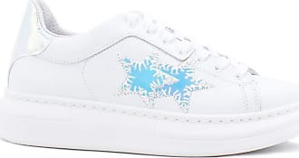 2Star Sneakers Donna Pelle Bianca. 7 White