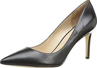 Via Spiga Womens V-Carola Dress Pump, Black, 9.5 M US