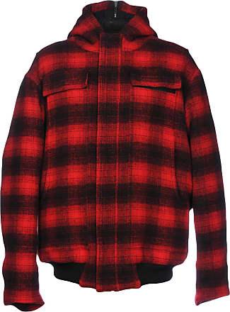 Röd Lumberjackor: 119 Produkter & upp till −72% | Stylight