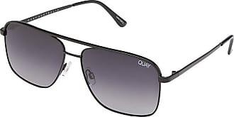 Quay Eyeware Quay x ARod Poster Boy (Black/Smoke Fade) Fashion Sunglasses