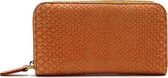 Ximena Kavalekas Continental wallet - cantaloupe