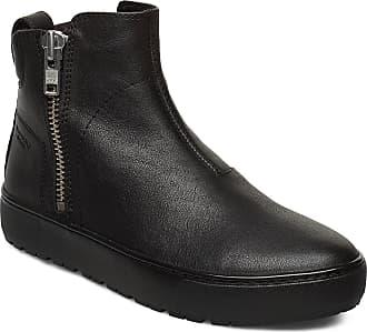 Vagabond Bree Shoes Boots Ankle Boots Ankle Boots Flat Heel Svart VAGABOND