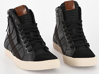 Diesel Leather D-VELOWS D-STRING Sneakers Größe 41