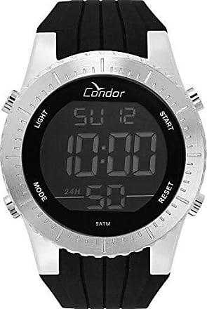 Condor Relógio Condor Masculino Digital Prata COBJ3463AC/3K